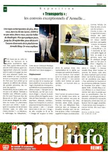 Le MAG'INFO sept. 2013